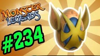 ✔️CAPTAIN LEGEN SIÊU ANH HÙNG !! - Monster Legends Game Mobiles - Android, Ios #234
