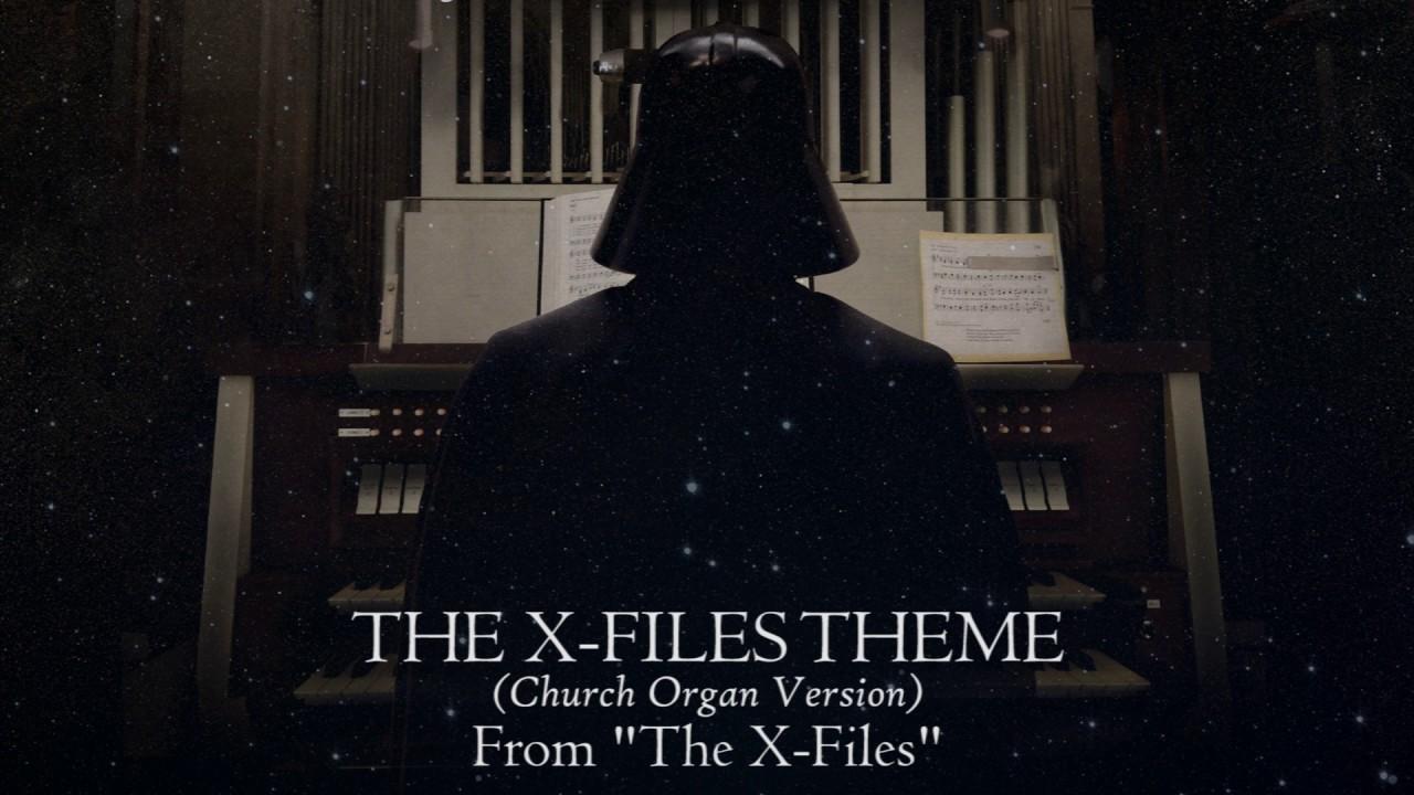The X-Files Theme (Church Organ Version) [From