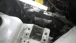 Renault Kangoo 1.9 d F8Q метки ГРМ