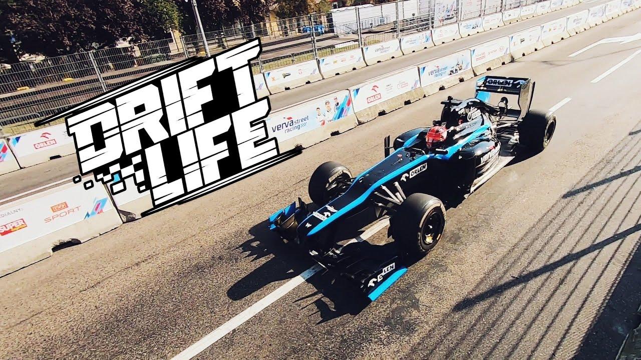 Drift Life #36 - Robert Kubica, Formula 1