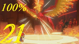 """The Fire Vellumental 