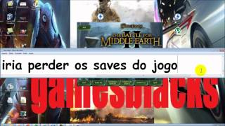 Como Baixar E instalar The Battle for Middle earth 2 senhor dos anéis