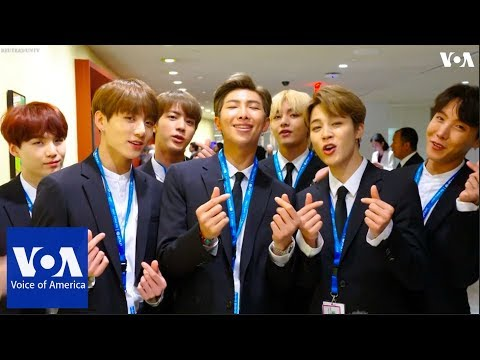 K-pop Supergroup BTS Says Self-Love Is the Answer