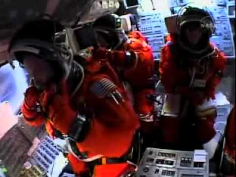 space shuttle launch cockpit view hd - photo #5