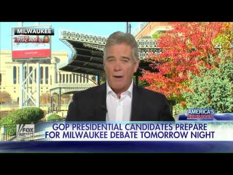 GOP presidential candidates prepare for fourth debate