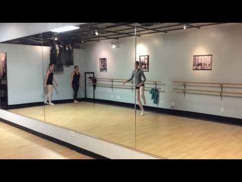"""Bohemian Rhapsody- Part Deux""- Adv. Ballet Thurs, 2/23/17"