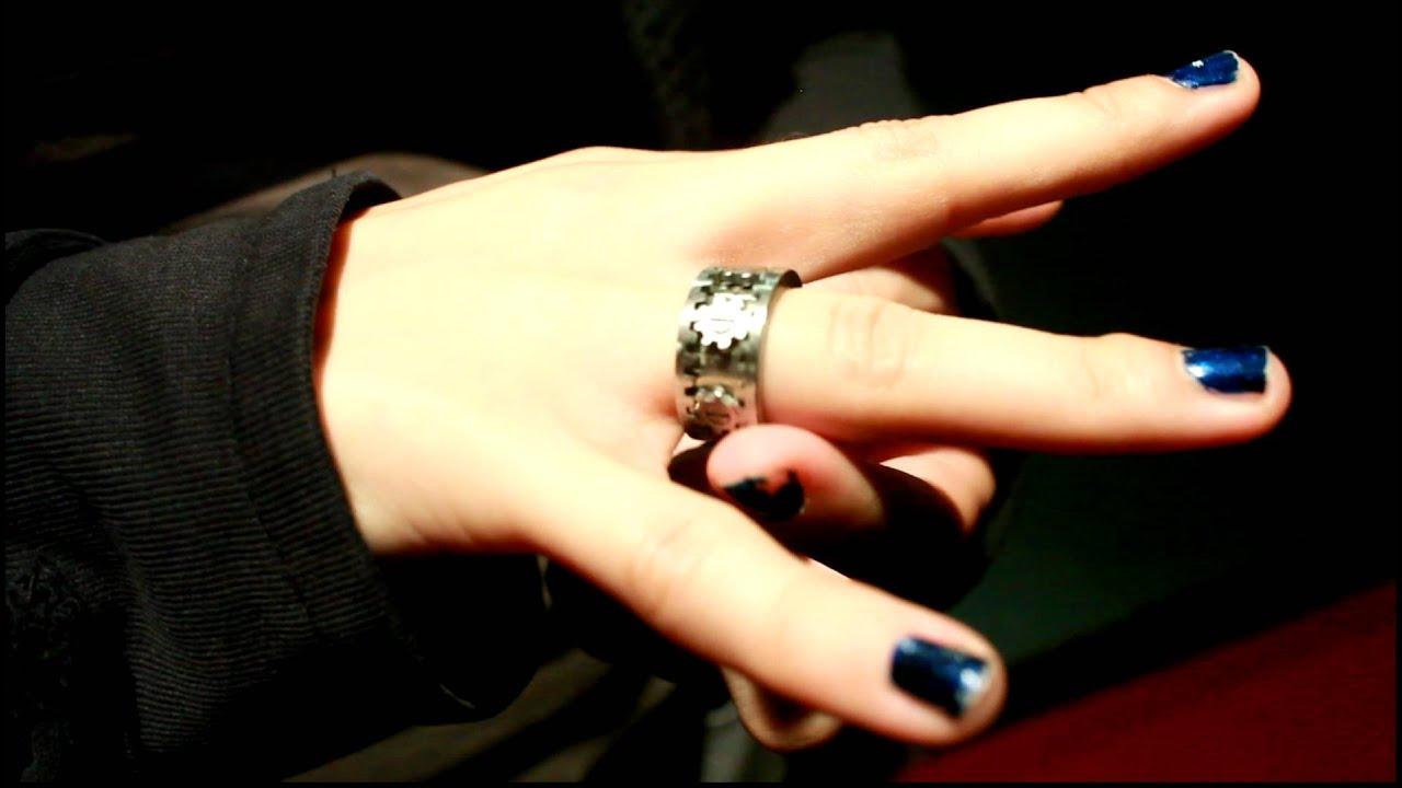 Geared Fidget Ring