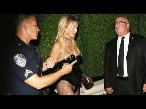 Brandi Glanville Accused Of Assault At The Casamigos Halloween Party!