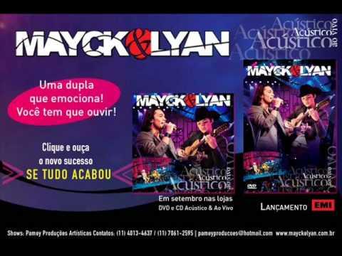 cd mayck e lyan ao vivo 2010