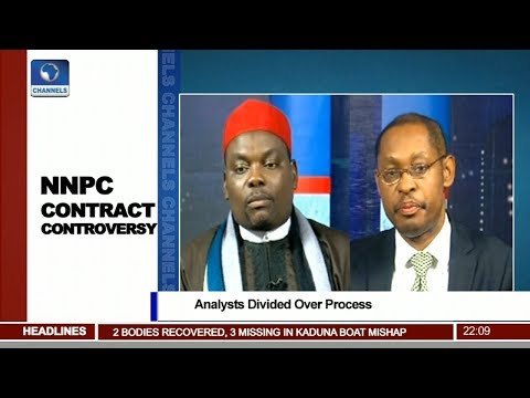 Analysts Divided Over NNPC Contract Controversy