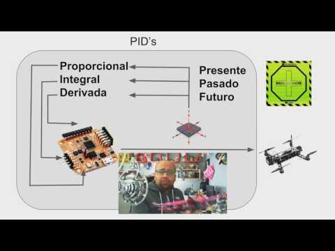 ¿Qué son los PID 's? ¿Cómo funcionan? |DRONEPEDIA