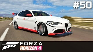Forza Horizon 4 PC [#50] Alfa Romeo - 3 PRÓBY /z Skie & Bertbert