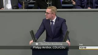 Philipp Amthor zum Burka-Verbot