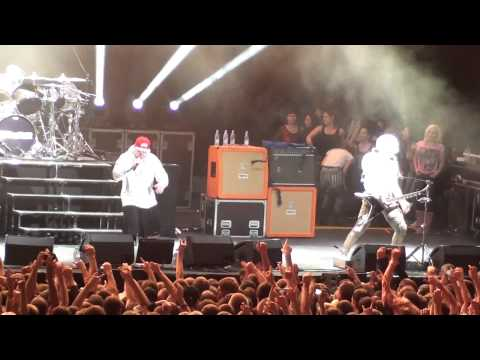 Limp Bizkit - Break Stuff 2013.11.15 Sports Palace, Krasnoyarsk, Russia