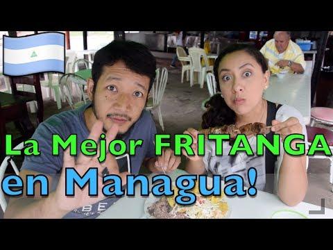 Cual es la MEJOR FRITANGA en Managua?