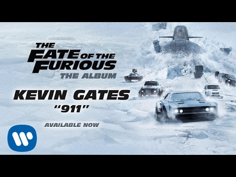 Download Youtube: Kevin Gates – 911 (The Fate of the Furious: The Album) [Official Audio]