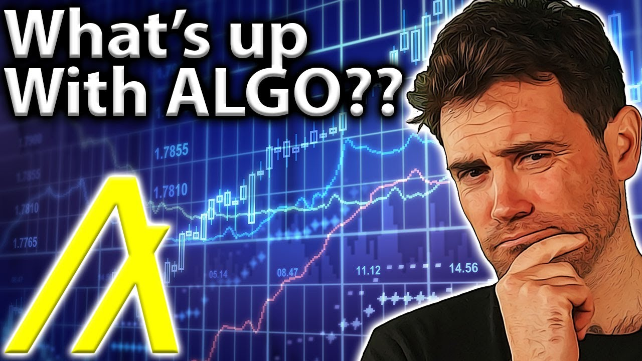 Algorand: Where is ALGO Headed? My Take!! 🤔