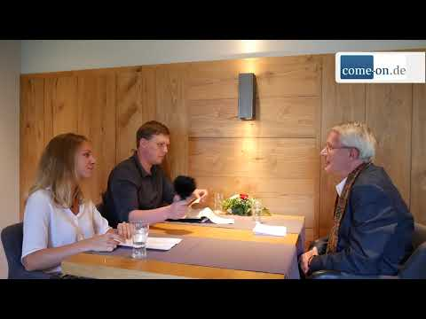Christian Hohn (Bündnis 90/Die Grünen), Bundestagskandidat für den Wahlkreis 149, im Interview