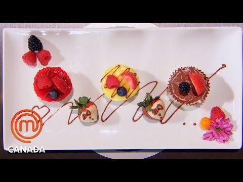 The 'Baking With Heart' Mystery Box Challenge | MasterChef Canada | MasterChef World