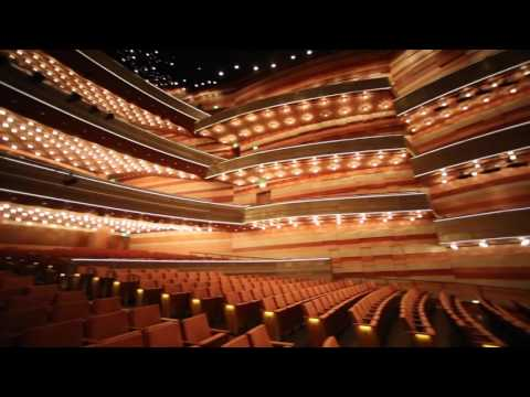 A peek into the SLC Eccles Theater | Deseret News