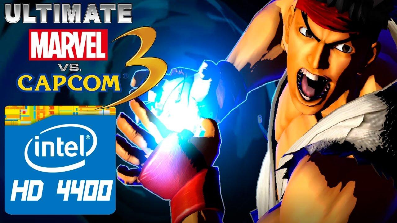 Intel HD 4400 - Ultimate Marvel vs. Capcom 3 - YouTube