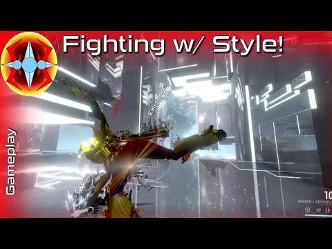 Boomerang Gameplay - Warframe PvP FFA (1st Place)