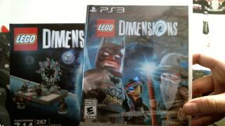 Video PS3 Lego Dimensions Starter Pack Unboxing and Building! download MP3, 3GP, MP4, WEBM, AVI, FLV Juli 2018