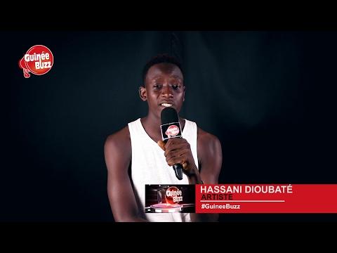 HASSANI -Artiste R&B Guinéen En Interview Exclusive (GuineeBuzz)