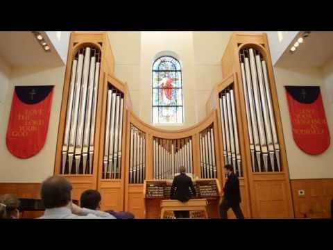 Concordia University Nebraska Music Scholarship Submission - Aaron Jackson