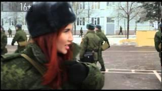 Анна Чапман 23 февраля РЕН ТВ