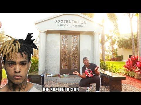 I WENT TO VISIT XXXTENTACION IN FLORIDA