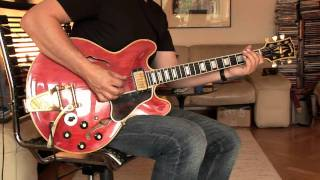 1968 Gibson ES-355 Stereo cherry Part4