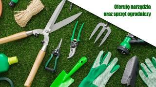 Sklep ogrodniczy sprzęt ogrodniczy narzędzia ogrodnicze Wałbrzych Artur Trzciński