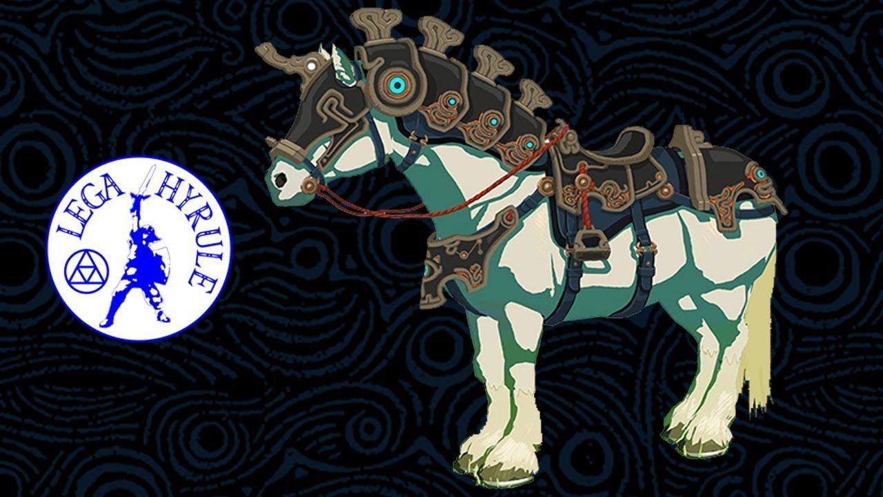 disagio del cavallo zelda de