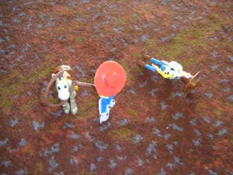 Buzz, Woody, Jessie & Bullseyes' Holiday