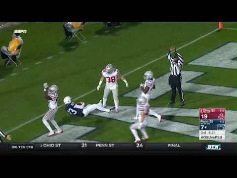 Ohio State at Penn State   Football Highlights