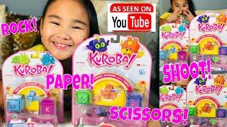 Kuroba! Rock Paper Scissors With A Twist!