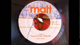 Tommy McCook & Bobby Ellis - Going Home + Version