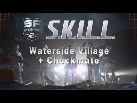 S.K.I.L.L. Special Force 2 -- Waterside Village + Checkmate -- GERMAN