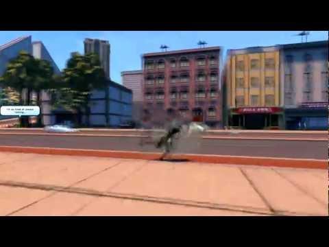 Champions Online Displacement (Distortion) Super Speed