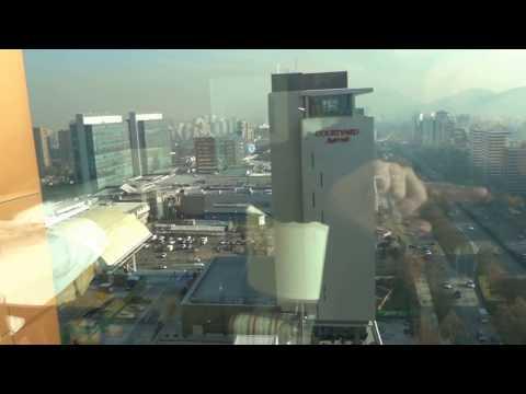 Marriott, Santiago de Chile, Chile - review of Business Suite 2110