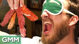 Download Blind Bacon Taste Test Mp3 and Videos