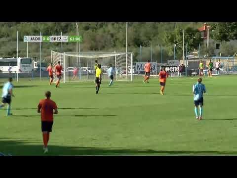 2. krog: Jadran Dekani - Brežice - Terme Čatež 1:1 |  2. SNL 2017/18