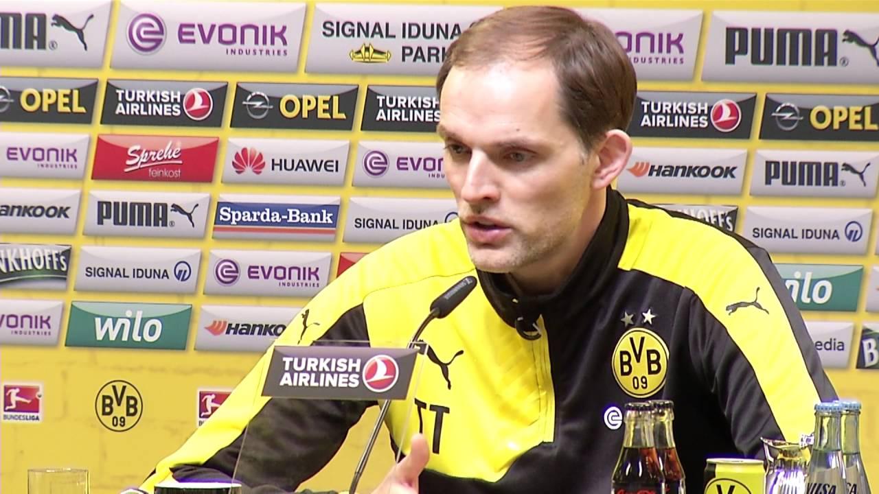 Thomas Tuchel nach dem Heimsieg gegen Wolfsburg | BVB - VfL Wolfsburg 5:1