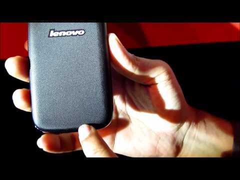 Lenovo A60+ Dual SIM Android 2.3.6 Gingerbread Smartphone