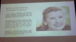 Ludmila Hamplová - Hoaxy v medicíně (Pátečníci 15.6.2018)