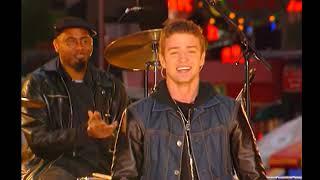 Justin Timberlake - Cry Me A River (TRL 2002) HD