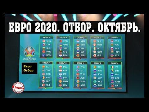 Чемпионат Европы по футболу. ЕВРО 2020. 6 тур. Результаты групп A, B, H. Расписание. Таблицы.