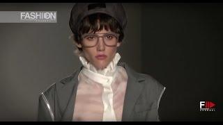 NEUBAU eyewear for GRINKO Backstage - Milano Fashion Week autumn/winter '17 - Fashion Channel