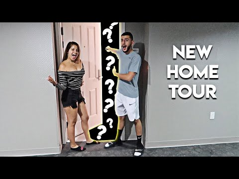 FULL HOME TOUR! (My new place)